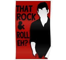 That Rock & Roll, Eh? Poster