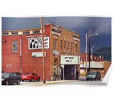 Elizabethton, Tennessee, Bonnie Kate Theater, 2008 Poster