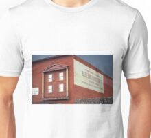 Elizabethton, Tennessee, Ghost Mural, 2008 Unisex T-Shirt
