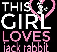 THIS GIRL LOVES JACK RABBIT by yuantees