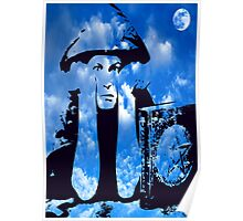 MAGIC IN THE CLOUDS with Aleister Crowley Poster