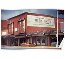 Elizabethton, Tennessee, Downtown, 2008 Poster