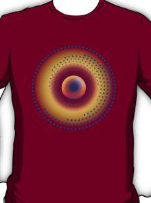 Blue Dot Orbit 2 T-Shirt