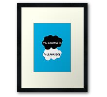 Tallahassee? Tallahassee. (OUAT / TFIOS) Framed Print