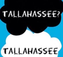 Tallahassee? Tallahassee. (OUAT / TFIOS) Sticker
