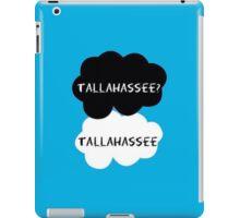 Tallahassee? Tallahassee. (OUAT / TFIOS) iPad Case/Skin