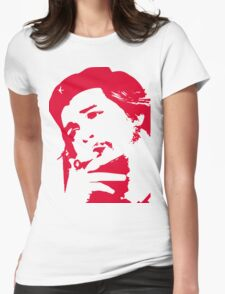 "REVOLUTION with ""Che"" Guevara Womens Fitted T-Shirt"