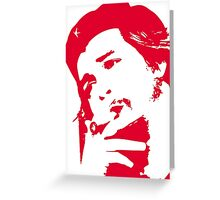 "REVOLUTION with ""Che"" Guevara Greeting Card"