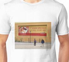Atlantic City, New Jersey - Boardwalk Unisex T-Shirt