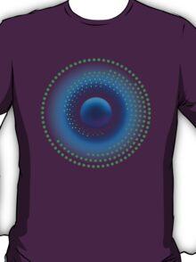 Green Dot Orbit 5 T-Shirt