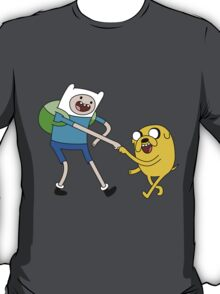 Adventure Time jack and finn T-Shirt