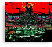The MEANING of LIFE: End Time Canvas Print