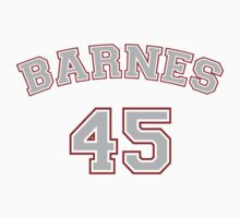 Barnes 45 One Piece - Short Sleeve