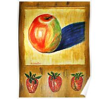 fruits  Poster