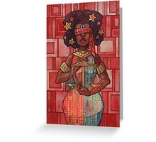 Garnet | Themis Greeting Card