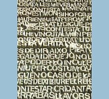 Sagrada Familia Barcelona Spain Unisex T-Shirt