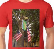 Happy Fourth! Unisex T-Shirt