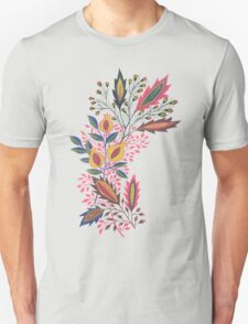 Pomegranate and Flowers T-Shirt