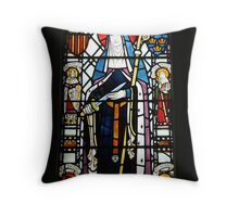 Stained Glass, 2 Throw Pillow