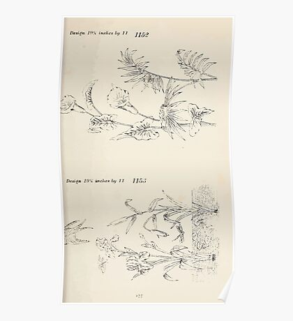 Briggs & Company Patent Transferring Papers Kate Greenaway 1886 0187 Poster