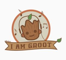 Musical Baby Groot Kids Clothes