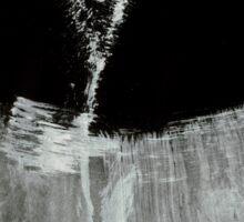 0022 - BrushAndInk - Blade Gone Fluff Sticker