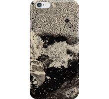 Space abstract background iPhone Case/Skin