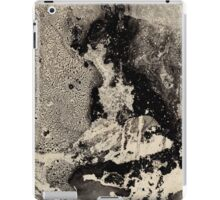 Space abstract background iPad Case/Skin