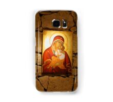 Mother Mary Wall Samsung Galaxy Case/Skin