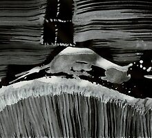 0023 - BrushAndInk - Behind and Within by wetdryvac