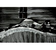 0023 - BrushAndInk - Behind and Within Photographic Print