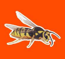 The Wasp Kids Tee