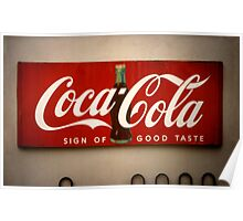 St. Augustine, Florida, Coca-Cola Poster