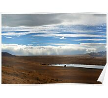 Wall of Cloud Poster