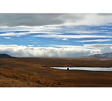 Wall of Cloud Photographic Print