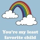 Least Favorite Child by artone