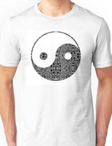Perfect Balance 1 - Yin and Yang Stone Rock'd Art by Sharon Cummings Unisex T-Shirt