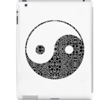 Perfect Balance 1 - Yin and Yang Stone Rock'd Art by Sharon Cummings iPad Case/Skin