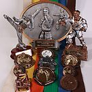 Martial Arts Rainbow by Sean McConnery