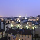 Lyon by night #1 by Antti Andersson