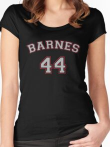 Barnes 44 Women's Fitted Scoop T-Shirt