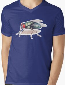 The Fly Mens V-Neck T-Shirt