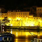 Lyon by night #16 by Antti Andersson