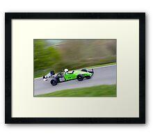 Prescott Speed Hill Climb - Nemesis HC92, Honda, 600cc Framed Print
