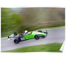 Prescott Speed Hill Climb - Nemesis HC92, Honda, 600cc Poster