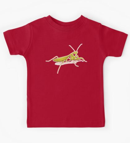 Praying Mantis Kids Tee