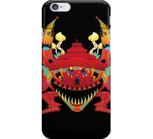 Psychedelic Kremlin Gremlin iPhone Case/Skin
