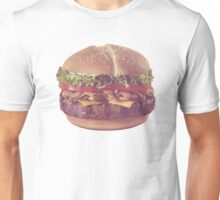 Only Healthy Food Unisex T-Shirt