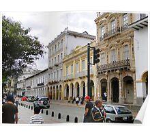 Colonial Cuenca  Poster