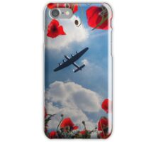 Looking Upon The Fallen iPhone Case/Skin